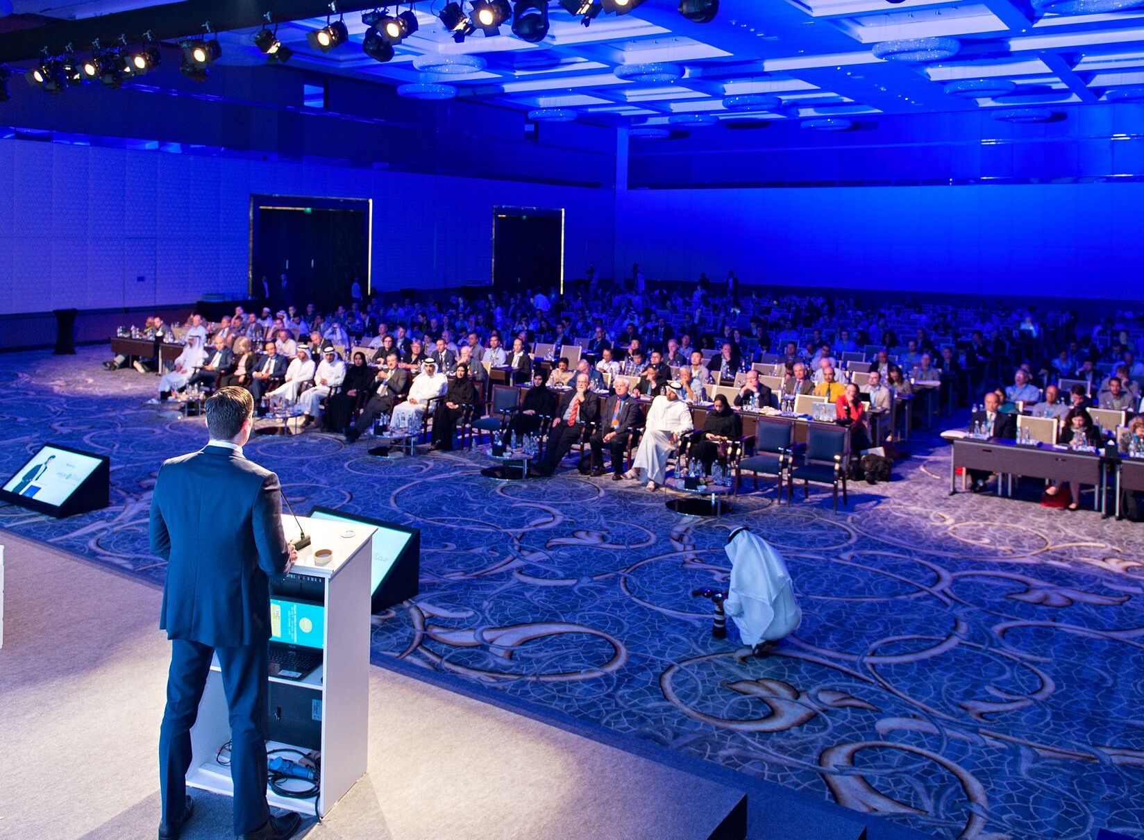 Abu Dhabi S Shc 2017 Conference Largest Experts Meeting