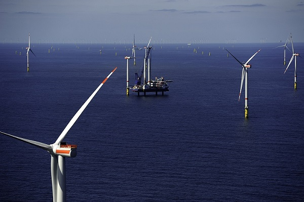 Image result for offshore wind farm