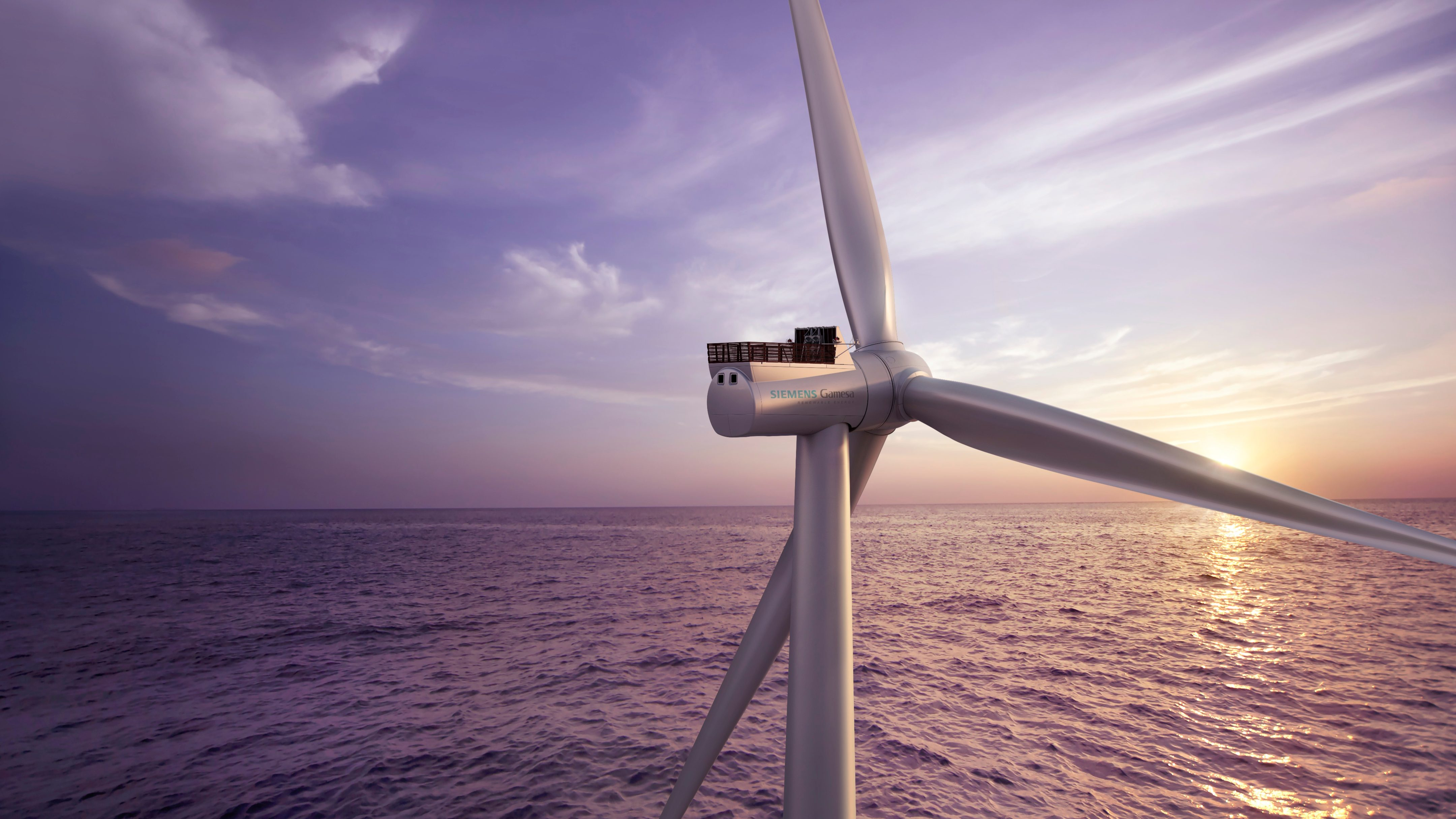 siemens gamesa to supply 8 mw direct drive offshore turbine to 500