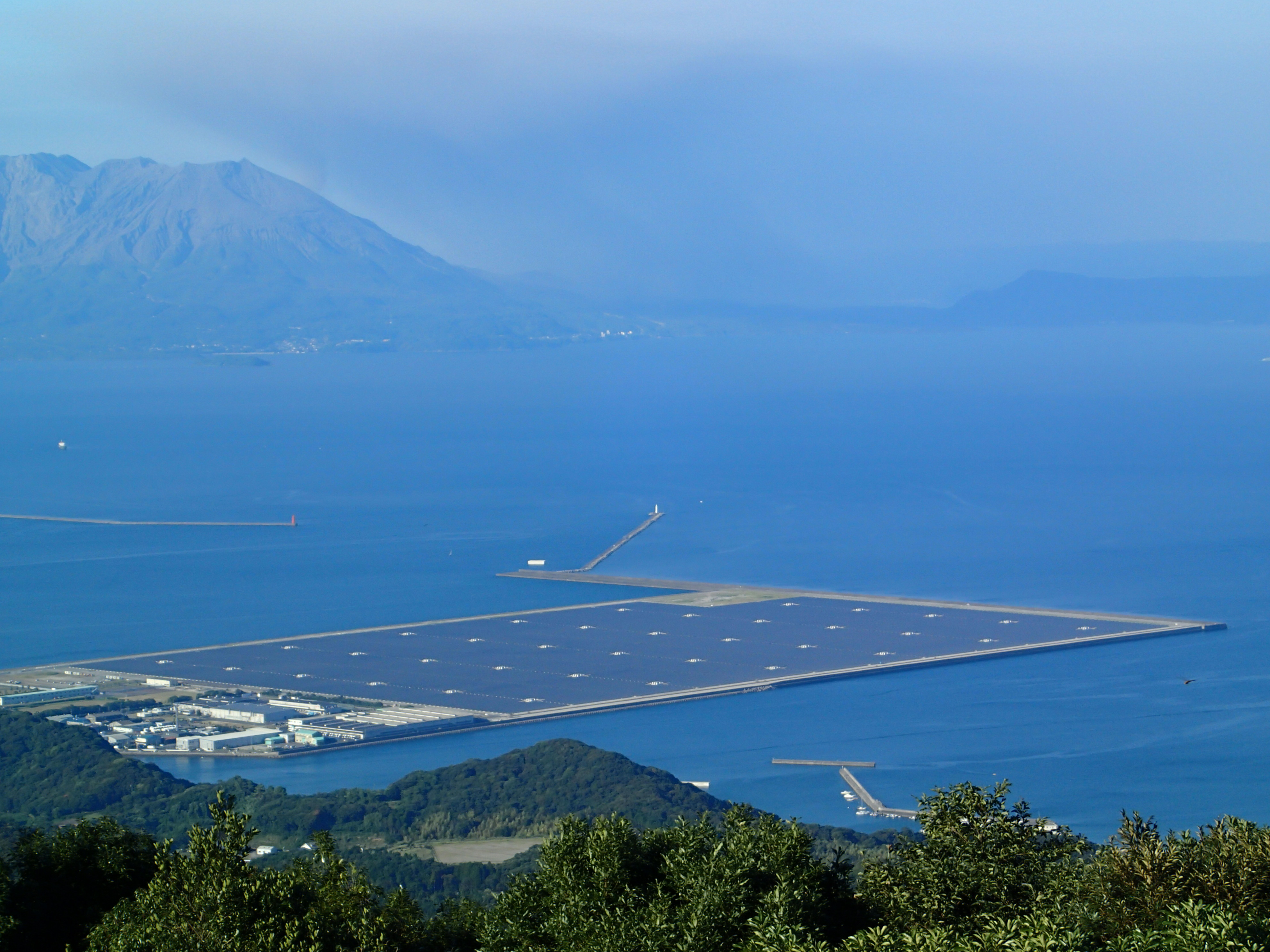 Sma Equips Japan S Largest Pv Power Plant Sun Amp Wind Energy