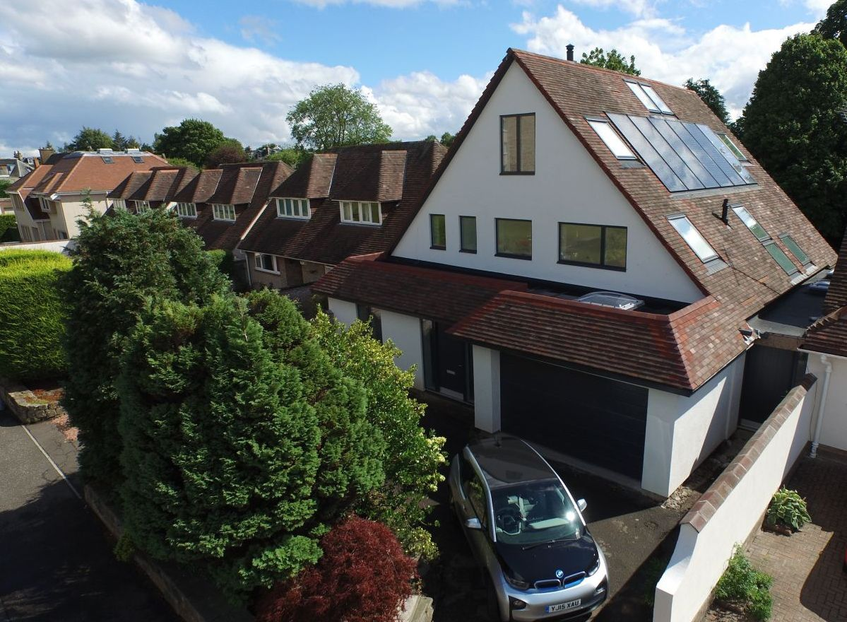 Scottish Solar Home Adding Value Is Not About Adding
