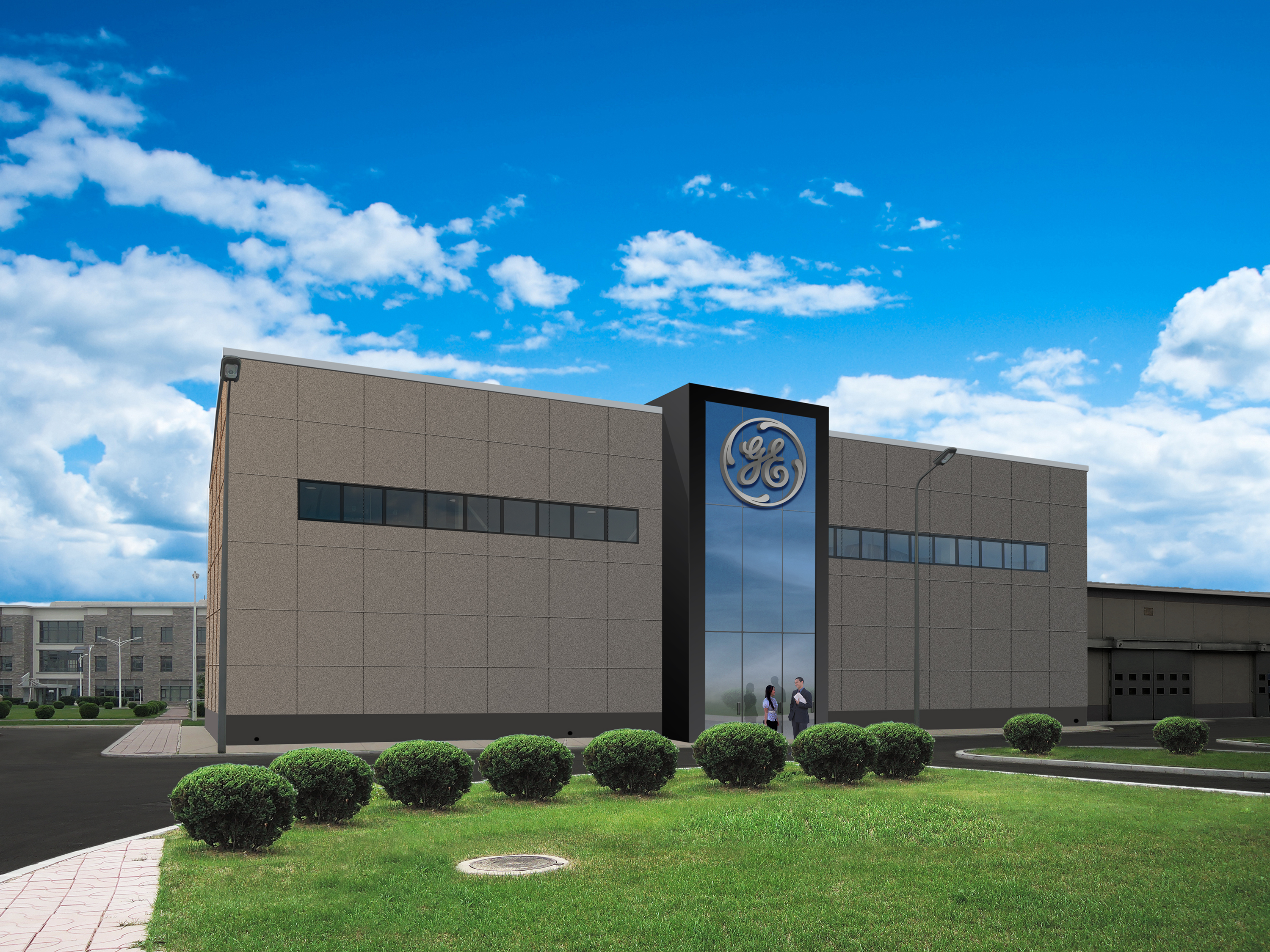 GE to build wind education centre in China