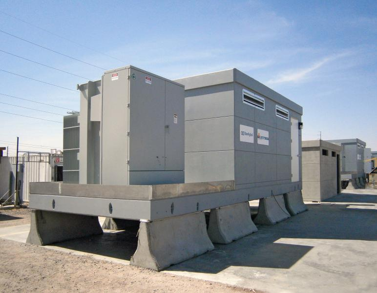 Bonfiglioli To Supply Inverter Stations For A 170 Mw