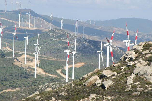 When it comes to the development of renewable energy Morocco has left ...