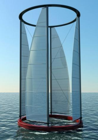 ... points the way to floating wind turbine technology | Sun & Wind Energy