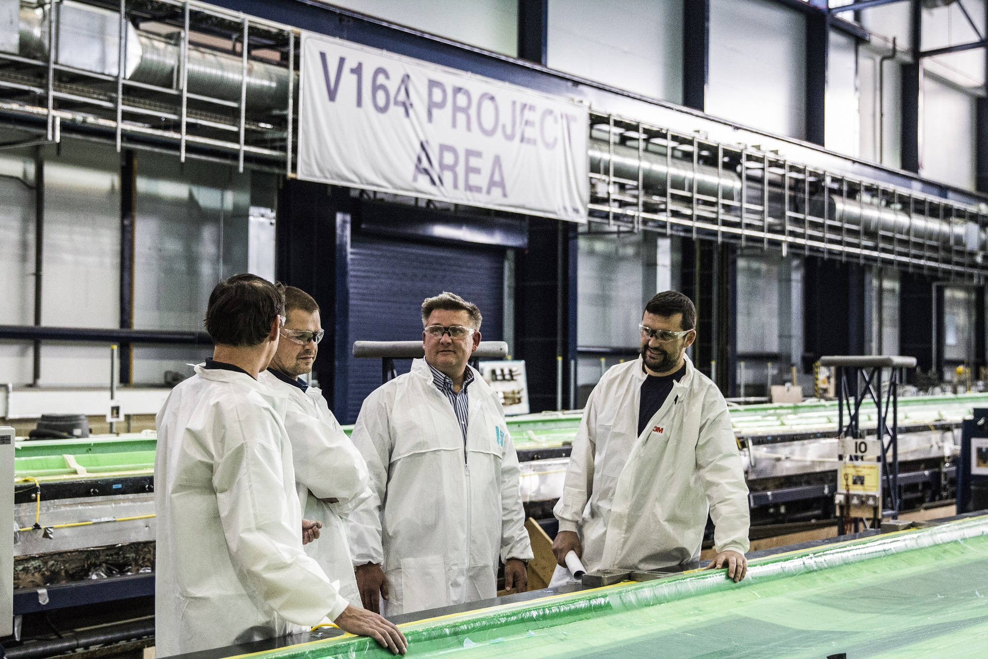 MHI Vestas will hire 200 employees for blade manufacture | Sun & Wind Energy