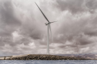 The new AD 5-132 turbine by Adwen is designed for harsh environmental conditions. (Photo: Adwen)
