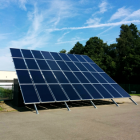 The new Opticube, an easy to assemble, modular kit for solar thermal applications. (Photo: Sunoptimo)