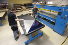 In mid-2015 Ratiotherm began manufacturing solar collectors at its Bavarian production plant. (Photo: ratiotherm Heizung & Solartechnik GmbH)