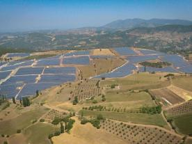 20 MW pv project in Akhisar/Turkey