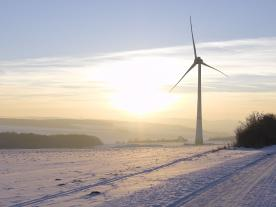 A prototype of the new low wind speed WEC was installed in Germany. (Photo: Enercon)