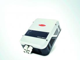 Fronius Ohmpilot, a new technology for heating water with solar energy. (Photo: Fronius)