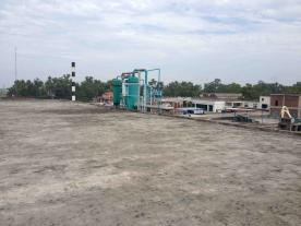 One part of the PV plant will be built on the rooftop of the production facility of Khatoon Industries.