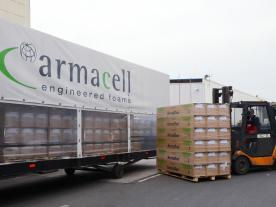 Armacell is a world leader in flexible insulation foams for the equipment insulation with net sales of € 415.7 million in 2013.