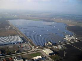 PV plant in Italy equipped with Ingeteam inverters (Photo: Ingeteam)