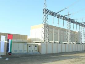 The substation includes 11 bays of 400 kV and 21 bays of compact 132 kV Gas Insulated Switchgear (GIS), power transformers and IEC 61850-based open architecture automation and control systems. (Photo: ABB)