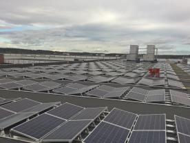 Food Cooling System In Norway Uses 1 Mw Pv Plant Sun
