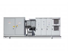 GE was chosen to provide two, LV5 1-MW, 1,500-volt inverters to Looop Co., Ltd. (Photo: GE)