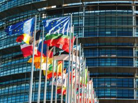 Today the European Parliament's Industry and Environment Committees voted for net zero emissions by 2050 the latest (photo: iStock)