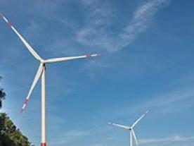 Aquila Capital has signed a purchase agreement with OX2 for the 14,4 MW Ykspihlaja wind farm in Finland that includes four Nordex N131/3600 turbines. (Photo: Nordex)