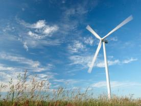 Wind turbines in Denmark supplied 39% of the electricity demand in 2014. (Photo: Vestas)