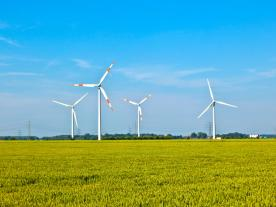 The first onshore wind tender in Germany awarded 807 MW at an weighted average price of EUR 57.1/MWh (photo: iSTock)