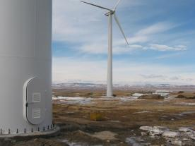 1,871 MW of wind power capacity have been newly installed in Canada in 2014. (Photo: CanWEA)