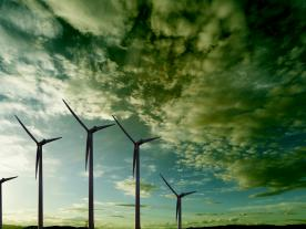 Wind power has gone past 10,000 MW of generation for the first time (Photo: iStock)