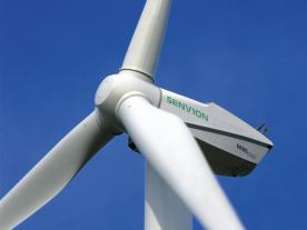 Senvion's investments in Portugal pay off: The company has recently concluded a contract for the delivery and maintenance of 84 wind turbines. (Foto: Senvion)