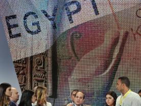 At the side of the Egypt Economic Development Conference, Siemens has, among other things, managed to secure confirmation for the 2 GW wind energy capacity. (Photo: dpa)