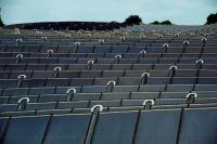 Acron-Sunmark solar collector field