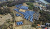 PV-plant in the Saitama Prefecture with a capacity of 1,75 MW (Photo: IBC Solar)