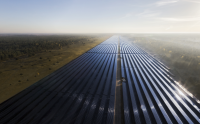 Thanks to the Giga-PV project, it will be possible to implement large-scale PV projects in climatically difficult regions in the future. (Photo: SMA Solar Technology AG)