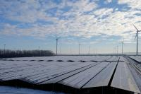 The PV-plant will generate electricity for more than 7500 households. (Photo: WIRSOL)