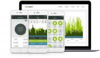 App view of the energy management solution. (Illustration: Smappee)