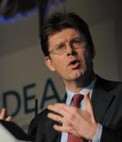 Greg Clark has been appointed as head of the new Department for Business, Energy and Industrial Strategy. (Photo: CGI/Flickr, CC-license, https://creativecommons.org/licenses/by-nc-sa/2.0/)
