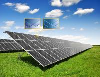 The new flat glass increases the performance of solar panels. (Photo: Şişecam)
