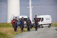 Deutsche Windtechnik provides service for more than 2,800 wind turbines throughout Europe. (Photo: Deutsche Windtechnik)