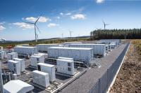 Vattenfall's co-located battery installation helps to provide reliability service to UK National Grid. (Photo: Vattenfall)