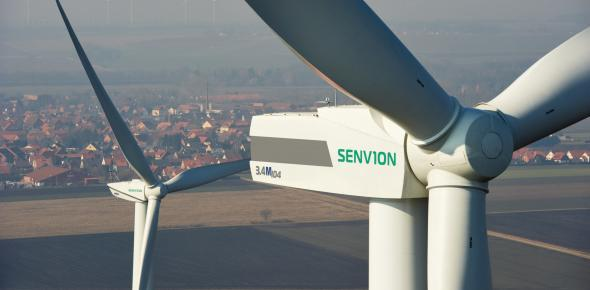 There have been speculations for quite some time. Now it is official: Suzlon is selling Senvion. (Photo: Senvion)