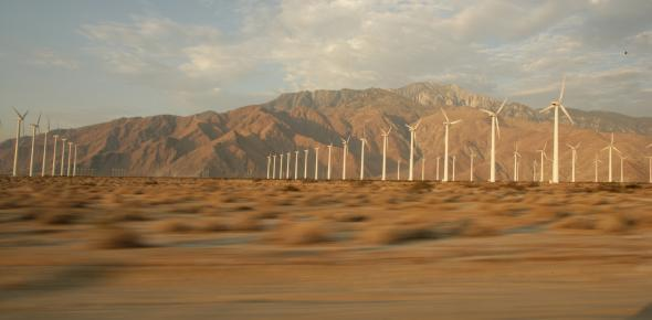 By the end of 2014, some 72 GW of wind energy capacity will be installed in the US. The Cedar Creek 1 wind farm in ­Colorado adds 551 MW. (Photo: BP)