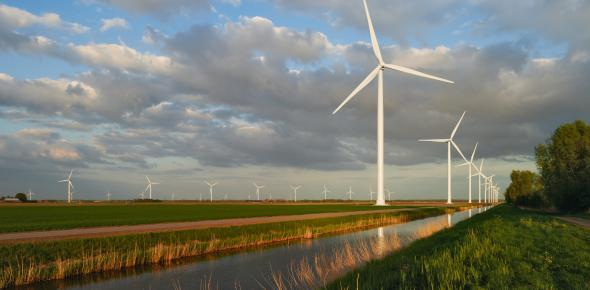 The Princess Alexia Wind Farm (Zuidlob) is the biggest onshore wind farm constructed by Senvion in Europe to date.